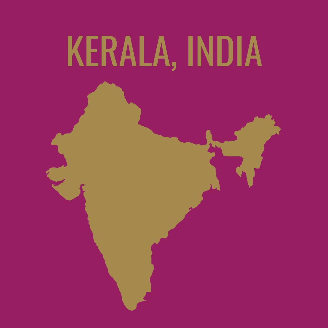 Kerala, la India