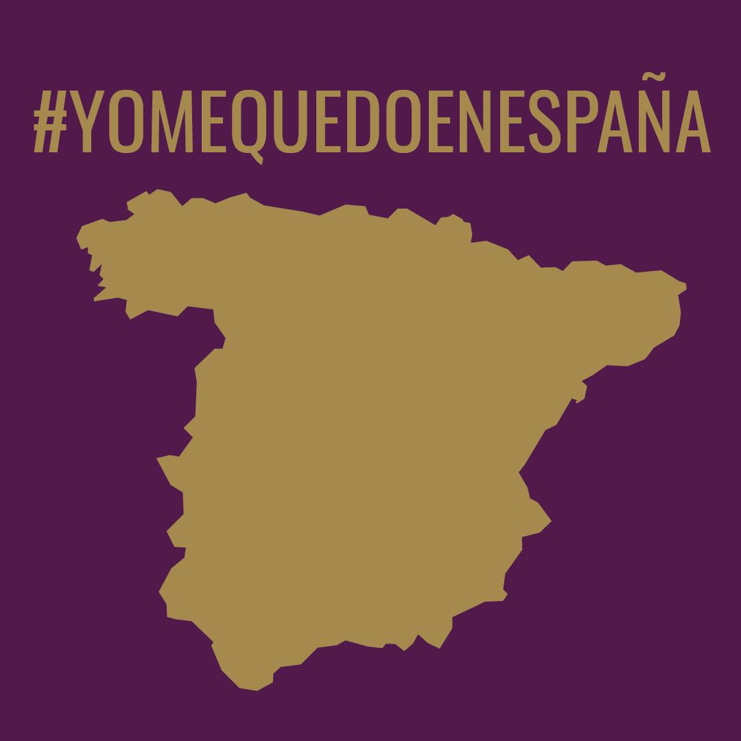#yomequedoenespaña